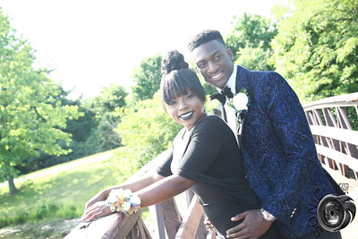 JUNE 10TH, 2016: KENNY AND ANGELIQUE'S PROM AND SHOWCASE