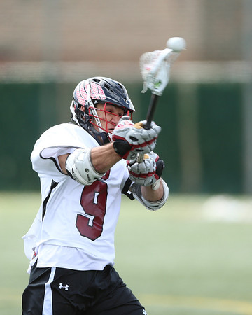 Stevens Lacrosse v Utica April 13 2013