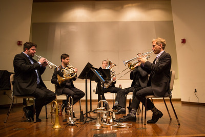 LS 119-2017 Brass Quintet