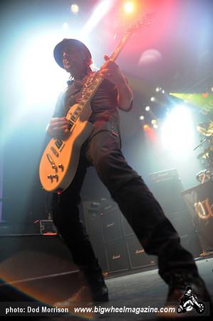 Motorhead - at The 02 Academy - Glasgow, Scotland - November 11, 2011