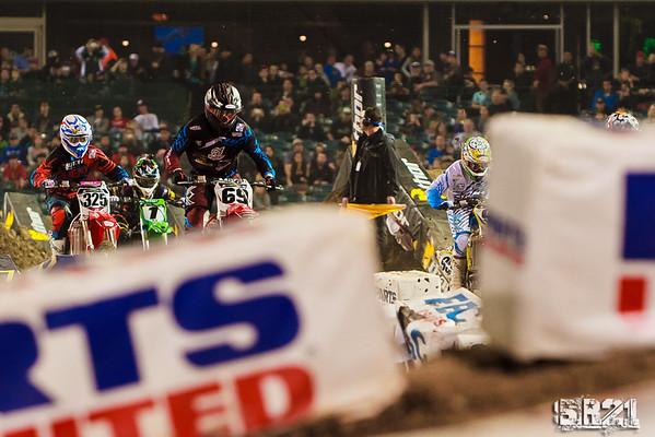 2013 Anaheim 3 Sx | 450 Heat Races