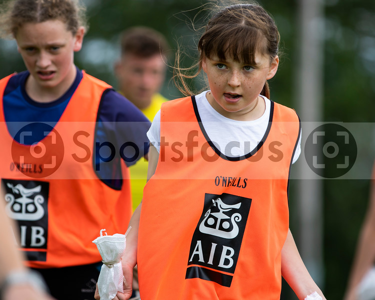 3rd August 2019 Silvermines GAA Blue and White Challange in Dolla