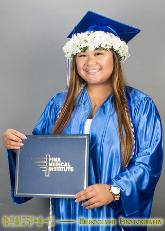 PIMA Medical Institute Grad Portraits June 2019