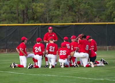 BHS v Valdosta Baseball 2020