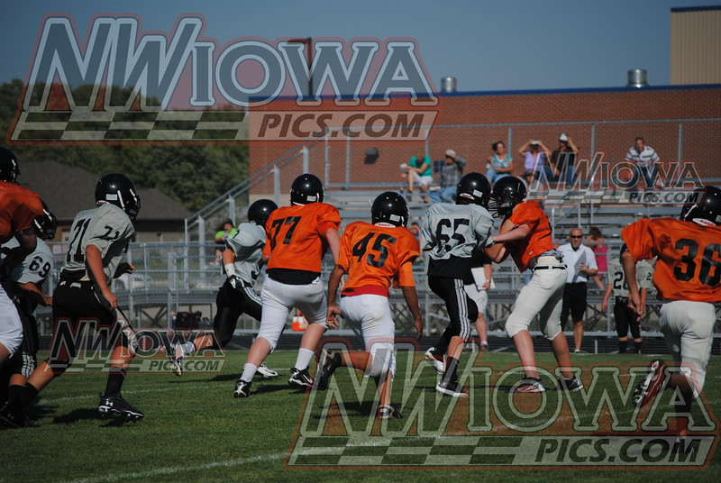 JH 8th Grade Football