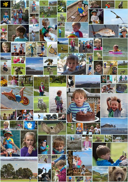 Collage created using TurboCollage software from www.TurboCollage.com