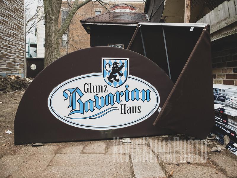 Glunz Bavarian Haus (closed)