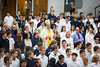 A special Mass was held at Hayden HS for the area catholic schools honoring Catholic Schools Week. Topeka, KS 1/26/15