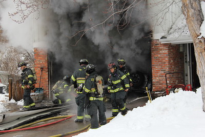 Valentia Garage Fire