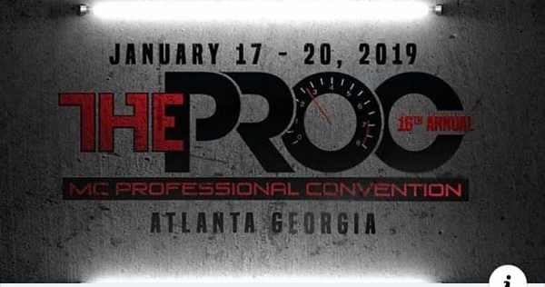 PROC 2019 Atlanta Ga.