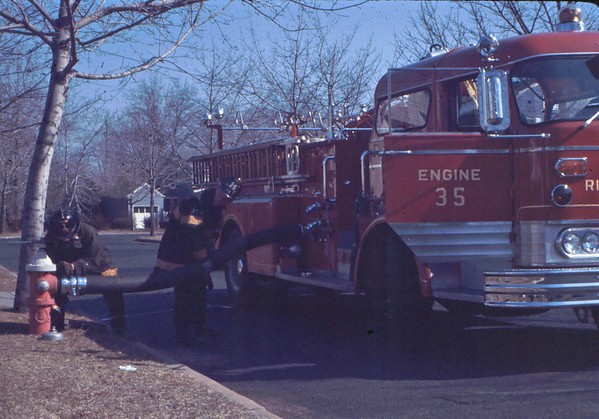 Ridgewood Fire Department History