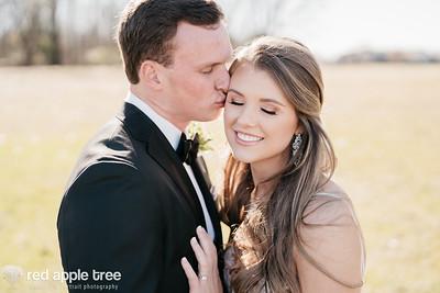 Maddie + Logan Wedding