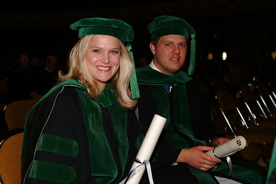 2003 Medical School Commencement