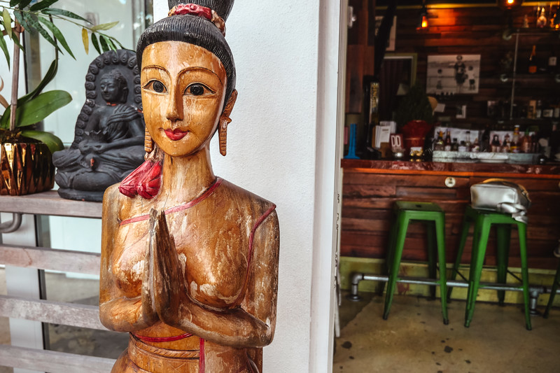 Atchana's Homegrown Thai, Coconut Grove
