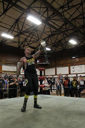 New England Championship Wrestling Bash 15 September 12, 2015