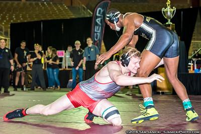 Day 3 Rounds - 2016 NCWA National Championships 3/12/16