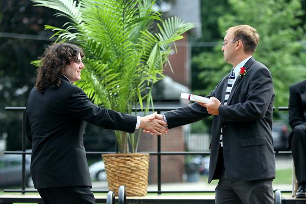 2010 Jenkintown Graduation