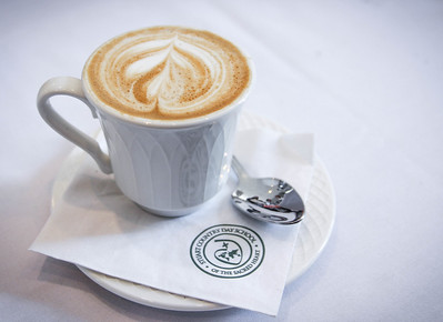 Thanks-a-Latte Volunteer Luncheon
