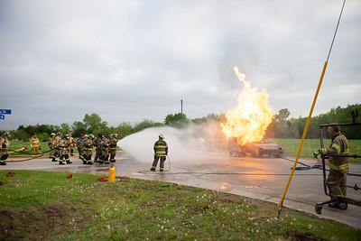 04-24-2019 NFD firefighter training