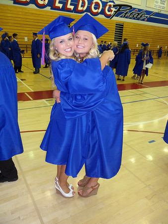 Folsom High School Graduation 2011 - Kendyl