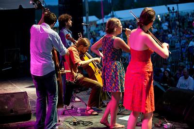 Greyfox Bluegrass Festival 2010