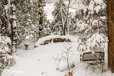 Early December 2018 Snow
