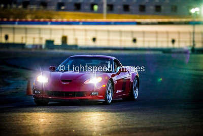 #22 K. Rose - Red C6 Z06 Corvette