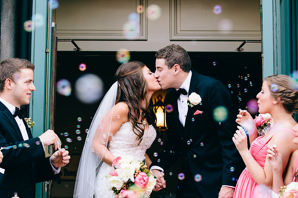 Morgan & Greg, wedding