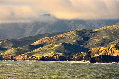 Marin County Coast