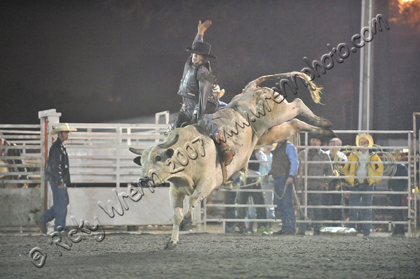 Bull Riding 2008 Ladson Fair Friday