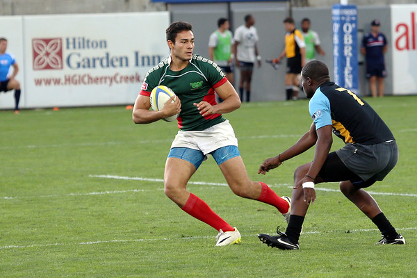 Mexico Serpientes 2014 Serevi Rugbytown Seven's