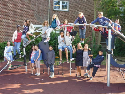 klasfoto 5L september 2012