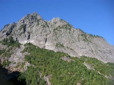 Vesper Peak - September