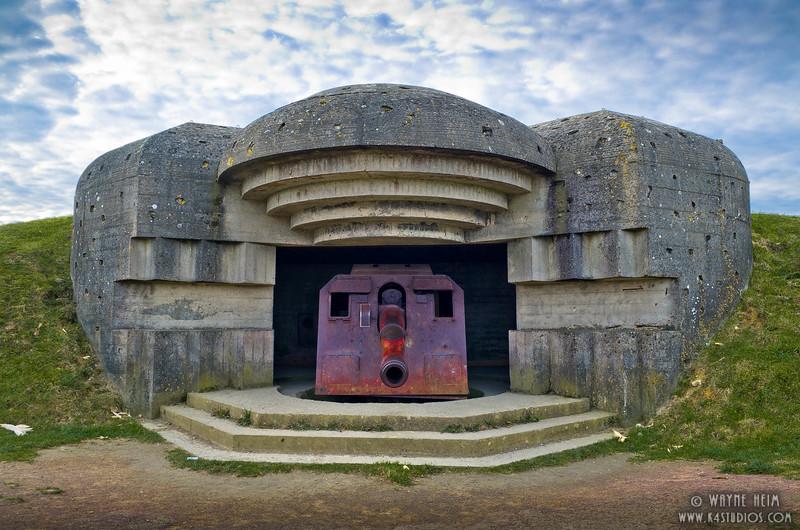 Bunker 4 Photography by Wayne Heim