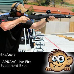 2017-06-02 LAPRAAC Live Fire Equipment Expo