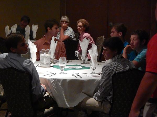 SHS Baseball Banquet