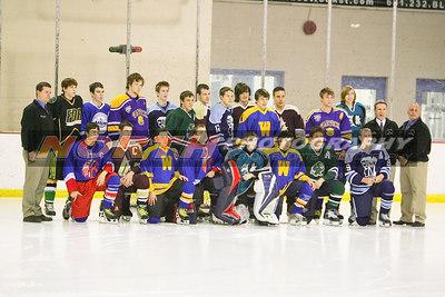 High School Ice Hockey