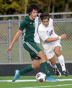 Andrews Osborne at Lakeside boys soccer