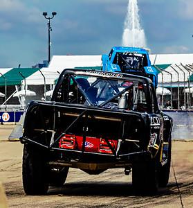 2018 Super Trucks at Detroit Grand Prix