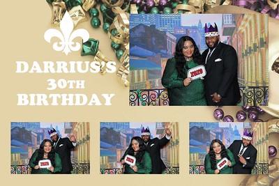 Darrius's Surprise Birthday 7.19.19 @ Marche