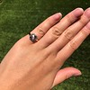.53ctw Rose Cut Halo Ring, by Single Stone 42