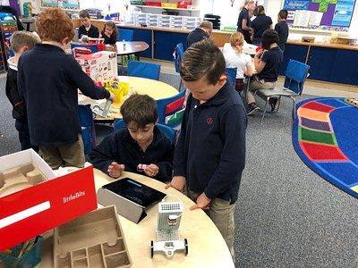 1st/2nd Grade: LittleBits