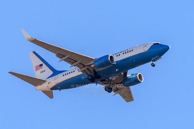 12/07/20 Presidential Plane