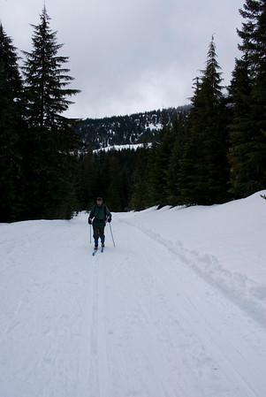 Mt Hood -- Feb 2008
