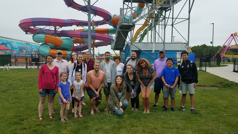 June 2018: QoL Trip to the FunPlex