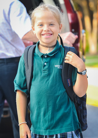 8.29.18 Indian Creek first day of school