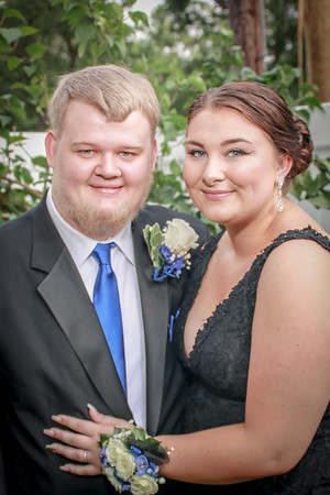 Gabbie and Matt Senior Prom 2017
