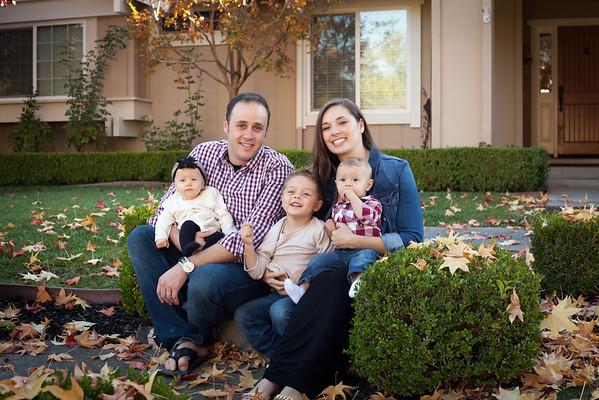 Haughton Family 2016