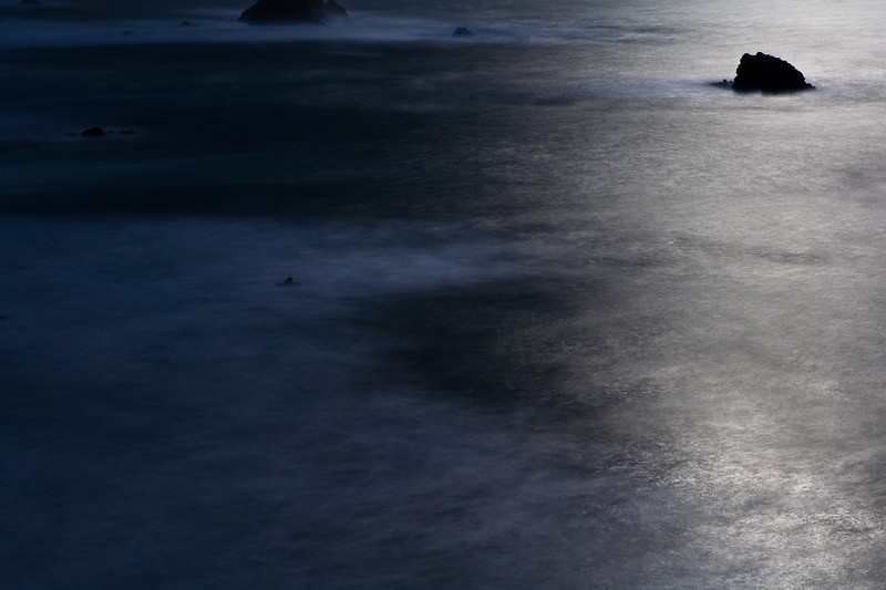 Moonlit Surf