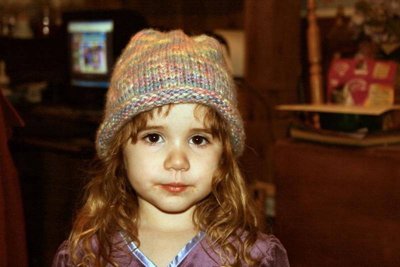 05 01 19 Makynna New Hat